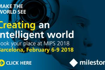 Milestone Systems unveils an intelligent world at MIPS 2018